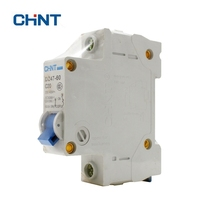 CHINT DZ47-60 C20 1P 20A Household Miniature Circuit Breaker Air Switch