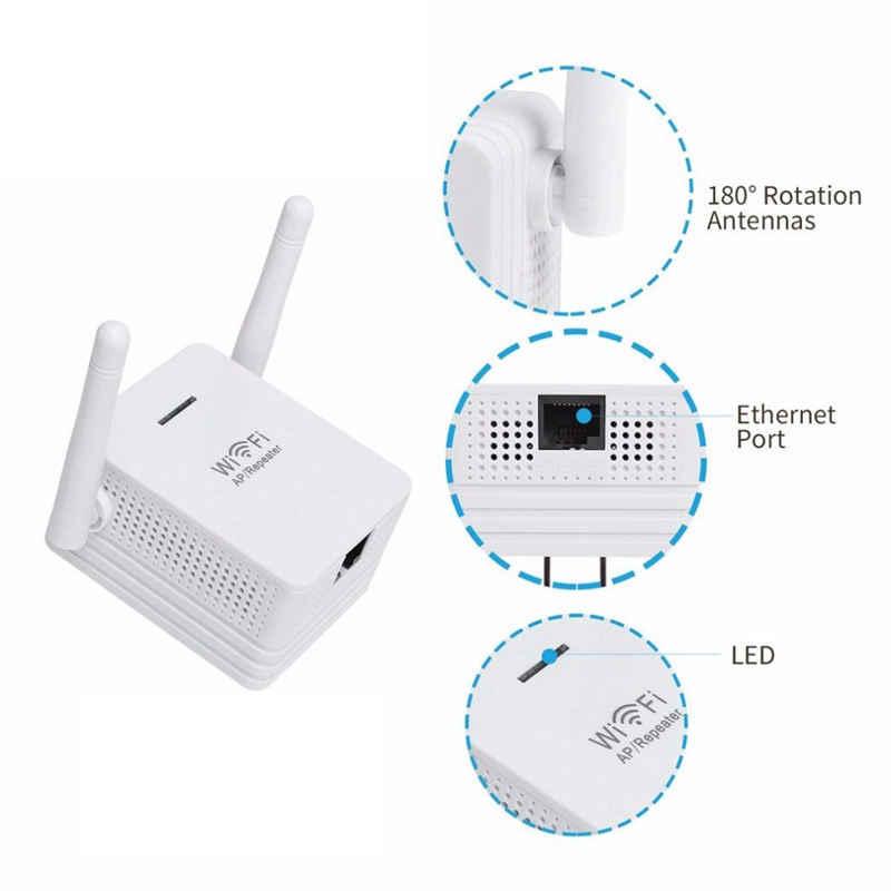 Pix-Link Беспроводной ретранслятор 300 Мбит/с сетевой маршрутизатор Wifi усилитель широкого диапазона сигнала двойной 2 дБ антенна110v-220 V Au Plug