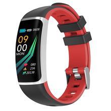 Smart Bracelet Fitness Tracker Heart Rate Blood Pressure Monitoring Call Information Reminder IP67 Waterproof Smart Wristband недорого