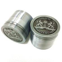 Mini Herb Grinder Spice Smoke Smoking Tobacco Hand Muller for Hookah Shisha Water Pipe Diameter