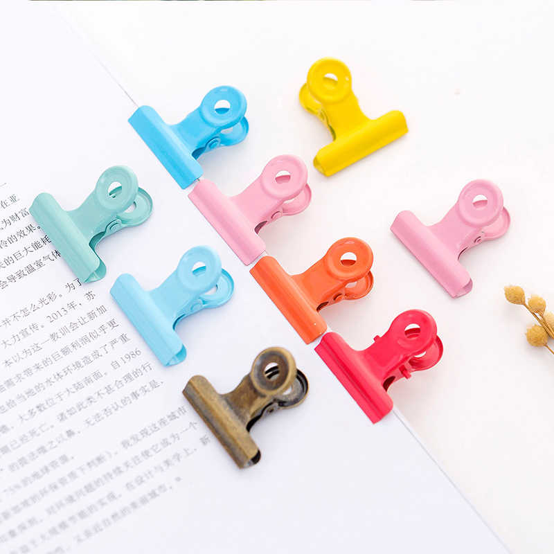 Close Clip Hot Sale Househould Food Snack Storage Popular 5PCS/Lot Kitchen Tool Sealing Bag Clips Food Bag Clips Sealer Clamp