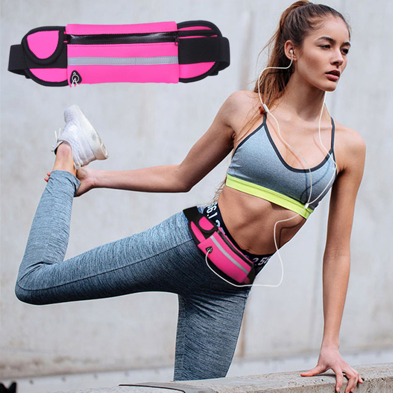 Mobile Phone Accessories Straightforward Armband For Lg G4 H810 G5 H860 H850 G6 2017 G7 Thinq Waterproof Waist Belt Bag Sports Running Male Women Gym Phone Case Arm Band Armbands