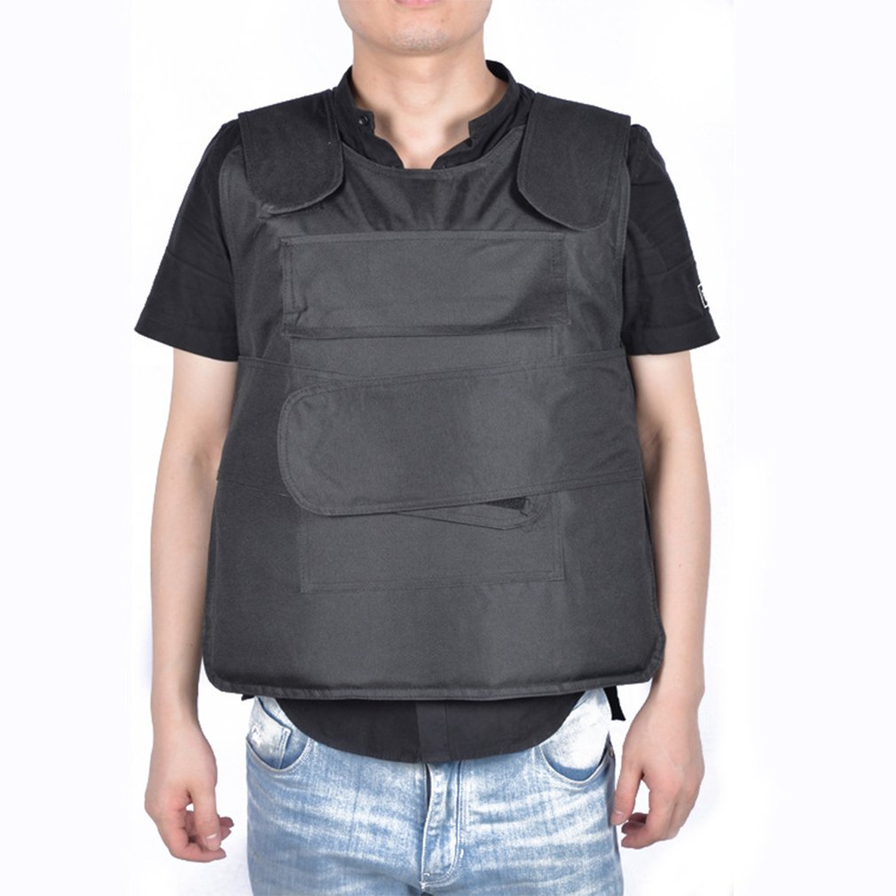 Security Guard Protective Vest Stab-resistant Vest Field Tactical Stabproof Vest Cut Proof Protecting Hunting Military VestSecurity Guard Protective Vest Stab-resistant Vest Field Tactical Stabproof Vest Cut Proof Protecting Hunting Military Vest