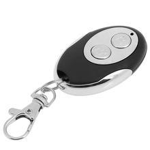 433Mhz Wireless 2 Keys Copy Cloning Remote Control Universal Garage Door For Gadgets Car Home Garage High Quality