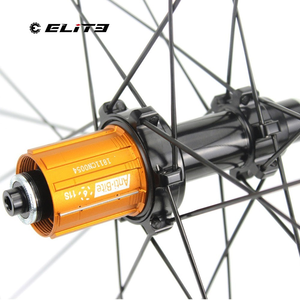 Clearance 1130g Only 700C Road Bike Tubular Wheelset Carbon Fiber Bicycle Wheel Bitex Straight Pull Hub For Clmbing Clincher 1230g 4