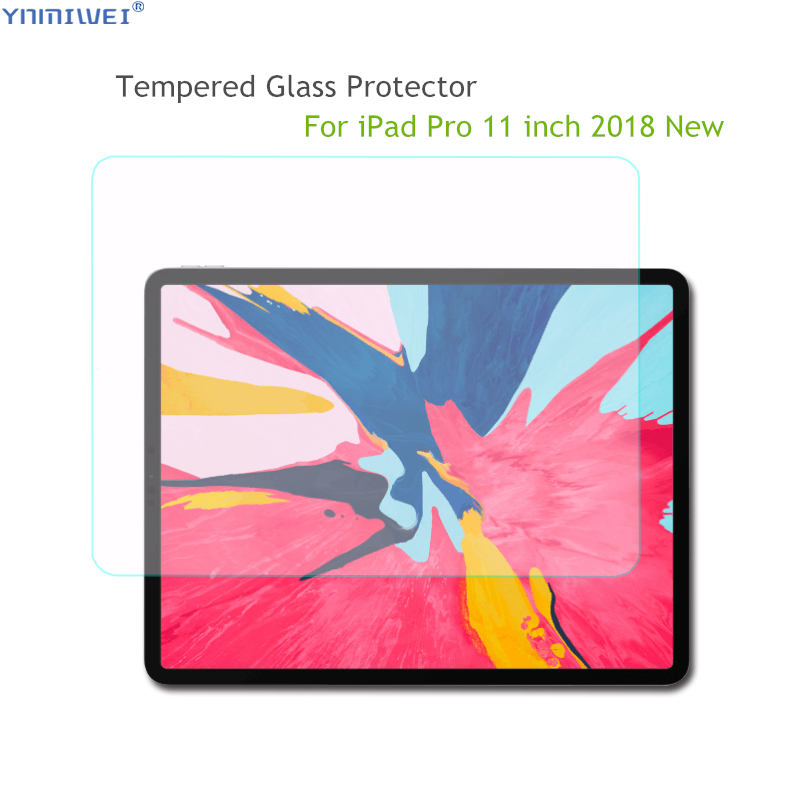 Tempered Glass Film For Apple iPad Pro 11 inch 2018 Screen Protector For ipad pro 11 Screen ProtectorTempered Glass Film For Apple iPad Pro 11 inch 2018 Screen Protector For ipad pro 11 Screen Protector