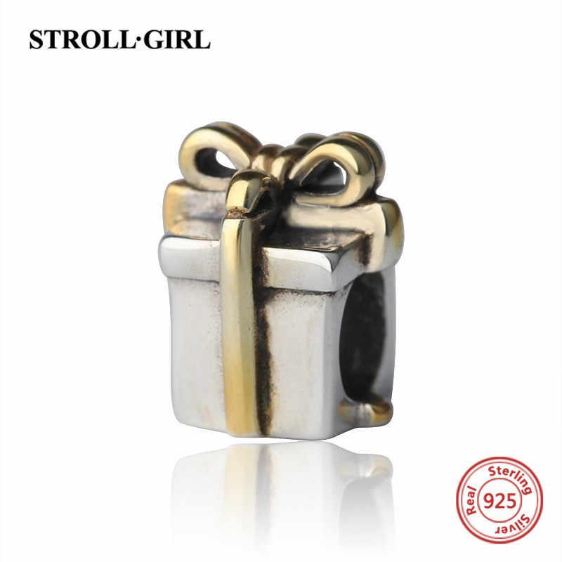 Pandora miłość urok oryginalny 925 srebro wisiorki koraliki fit autentyczne bransoletka Pandora wyroby z biżuterii na prezent dla kobiet prezent