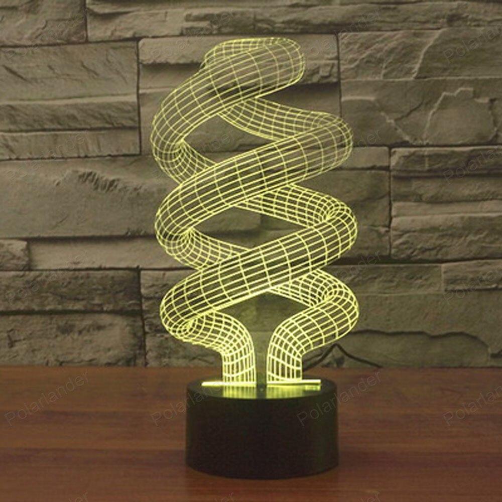 Zelfbewust Visuele Lichten Touch Led Kleurrijke Lamp Geschenken Versierd Sfeer Tafellamp Nieuwe Herten 3d Lichten Goede Metgezellen Voor Kinderen Evenals Volwassenen
