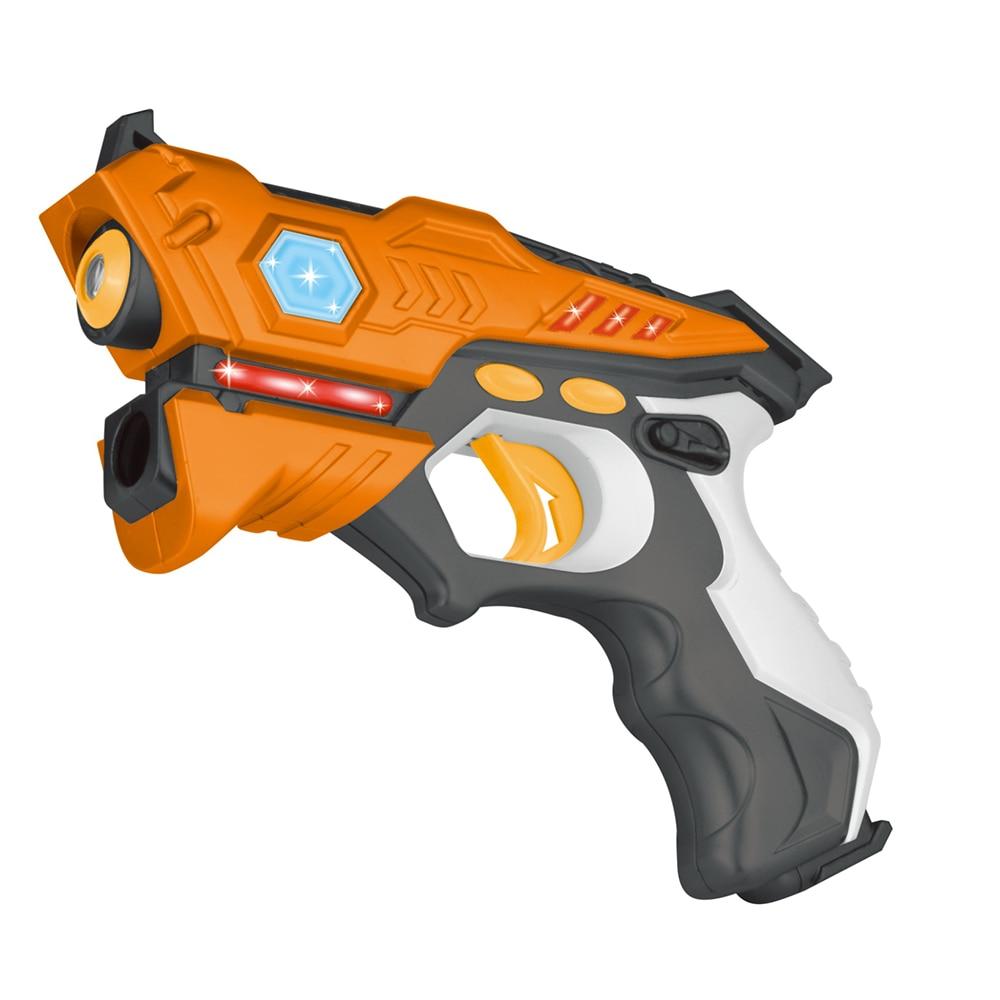 4 pcs Infrarouge Laser Tag Blaster Laser Bataille Pack Vente Chaude Gun pour Enfants Adultes Famille Activité Sportive Jouet Cadeau - 3