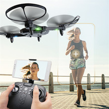 JJRC H44WH DIAMAN 720P WIFI FPV Foldable Selfie Drone With Wide Angle HD Camera High Hold Mode RC Quadcopter  Mini Drone ZLRC