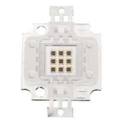 Высокая мощность 10 Вт инфракрасный ИК 940nm SMD светодио дный LED чип свет лампы DIY 4,5-В 5 В