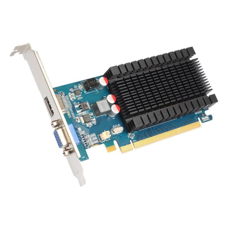 Yeston R5 230 Carte Graphique 1066 MHz 64Bit De Bureau PC Vidéo Carte (2G GDDR3) crossFire pour AMD HD3D GPU Tweak HDMI PCI-Express 2.1