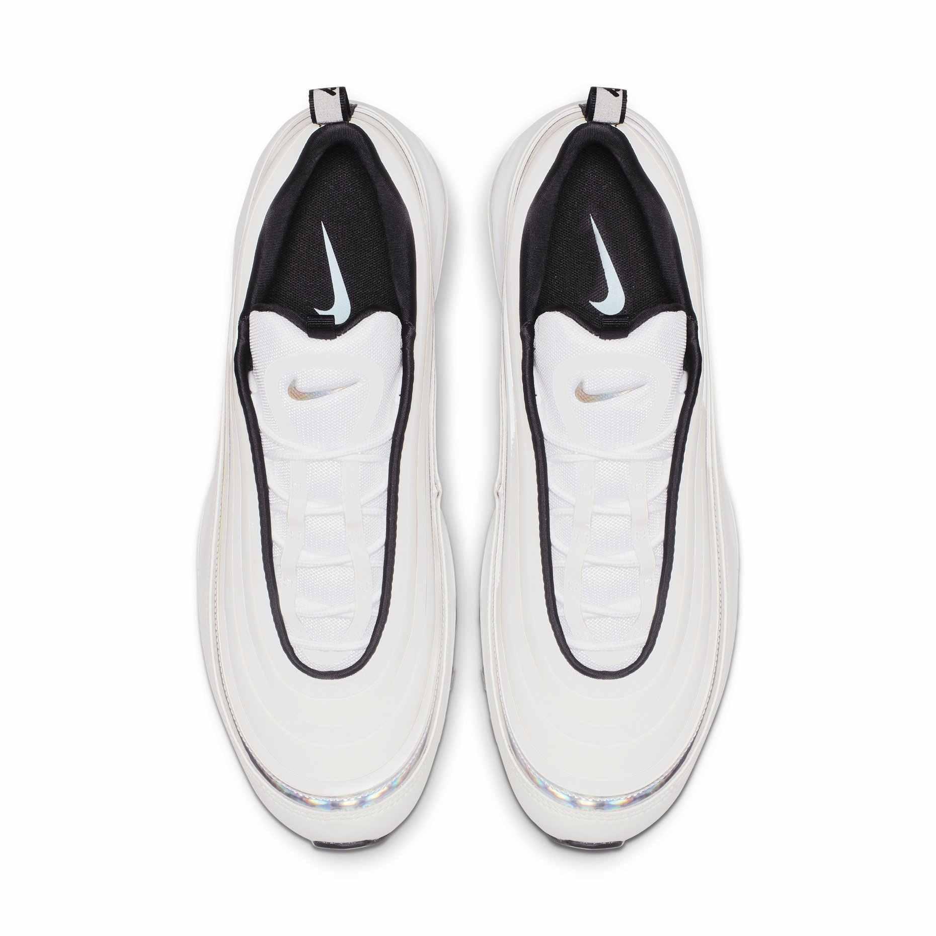 Nike Air Max 97 Ul '17 ультра Новое поступление мужские кроссовки для бега удобные дышащие кроссовки для отдыха # BV6666-016/106