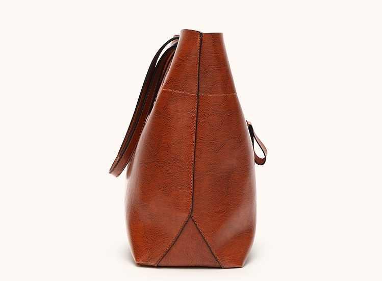 Sac en cuir véritable sacs à main marque sacs à main en cuir véritable dames fourre-tout sacs à main femme concepteur Shopper sacs à bandoulière pour C832