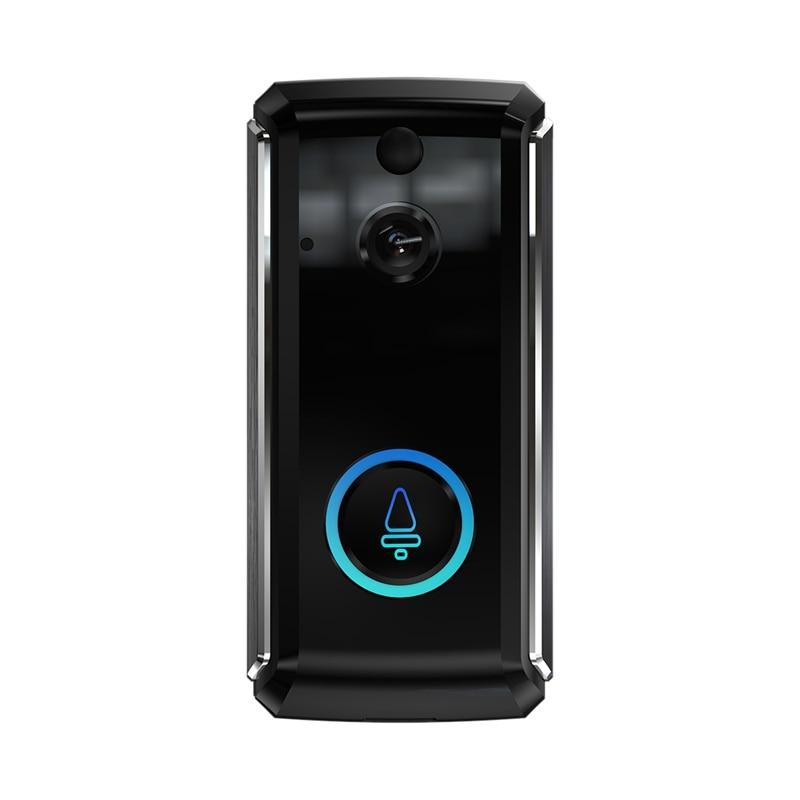 Smart Doorbell - Visual Doorbell Smart Wifi Intercom Doorbell Low Power Monitoring Doorbell Smart Voice Intercom Wireless DoorSmart Doorbell - Visual Doorbell Smart Wifi Intercom Doorbell Low Power Monitoring Doorbell Smart Voice Intercom Wireless Door