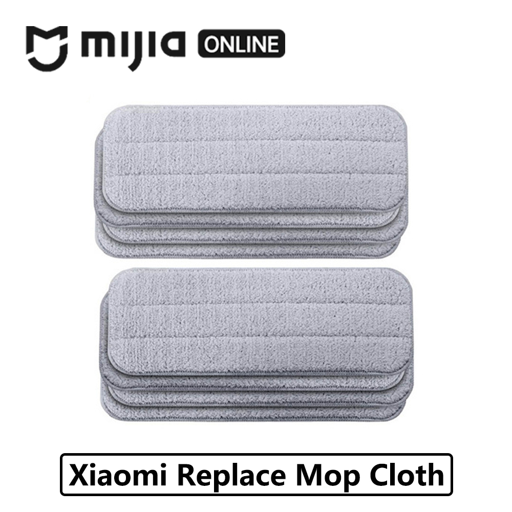 Xiaomi Mijia Deerma Replace Mop for Mi Mijia Water Spray Mop 360 Rotating Cleaning Cloth Head