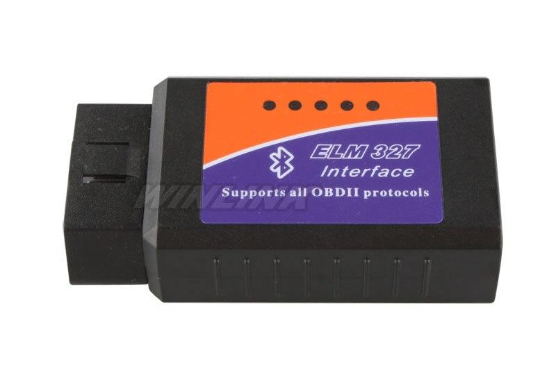 Только для Ownice автомобильный DVD беспроводной ELM327 Bluetooth OBD ll бортовой диагностической системы