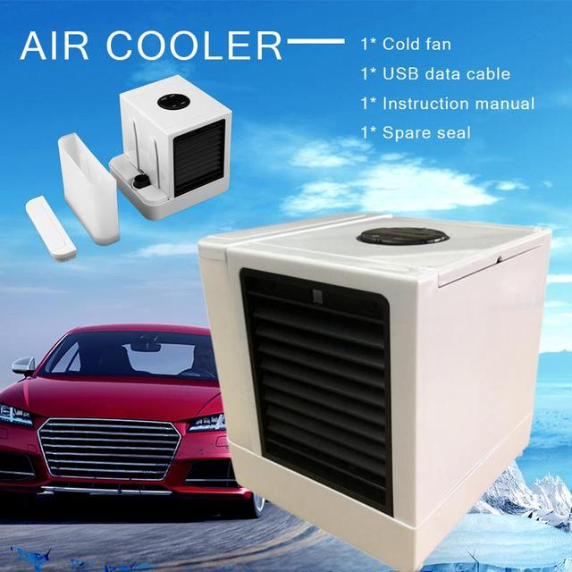 Small Car Air Conditioning Appliance,  5 Levels Of Adjustment