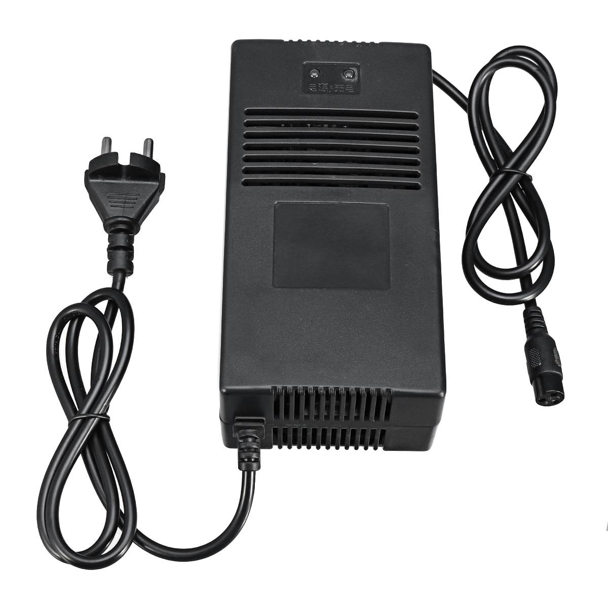 48V Lithium Li ion Battery Charger 54.6V 4A For Electric Bike Bicycle Scooter Quick Charge Function