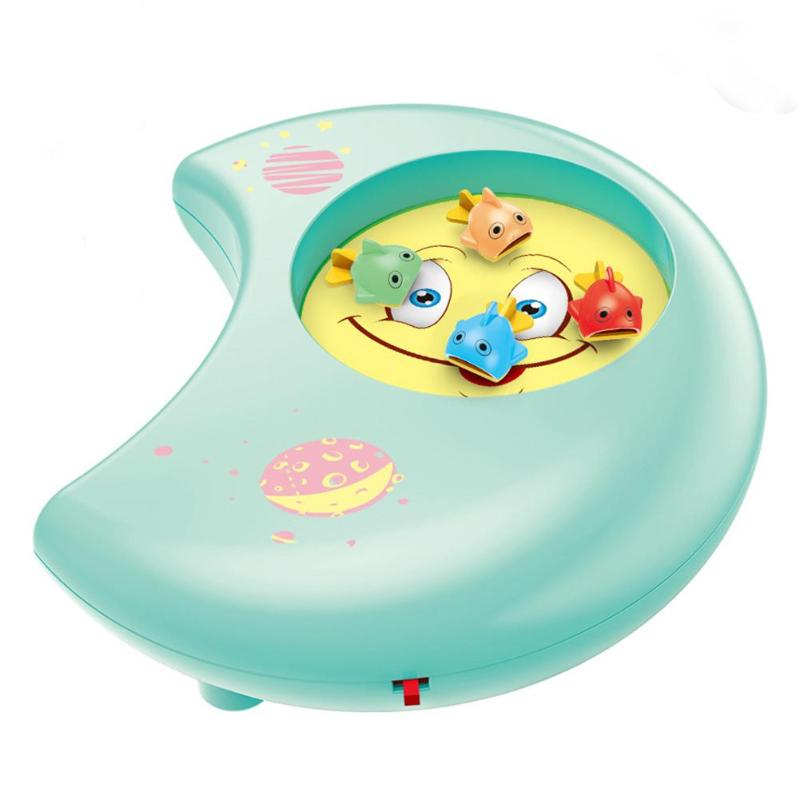 Toys & Hobbies Funny Kids Electric Magnetic Fish Toy Fishing Game Play With Light Music Toys Children Fishing Toys Birthday Gifts For Kids Baby Sturdy Construction Outdoor Fun & Sports