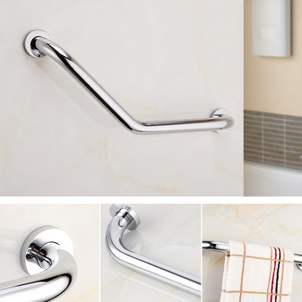 Bathroom Handrail Safety Grab Bar Handle Armrest Safety ...