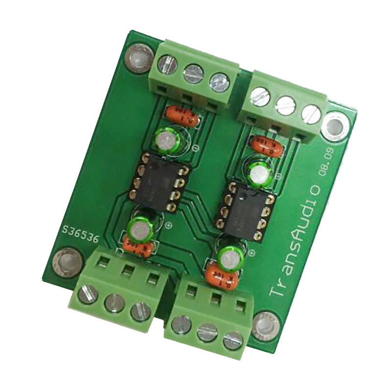 Unbalanced To Balanced Output Stereo Converter Board Low Distortion Drv134Pa|Type-C Adapter| |  - title=