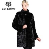 SARSALLYA Шубы из натурального норки шуба куртки с натуральным мехом натуральная норковая шуба натуральные шубы из норки натуральные шубы шубы
