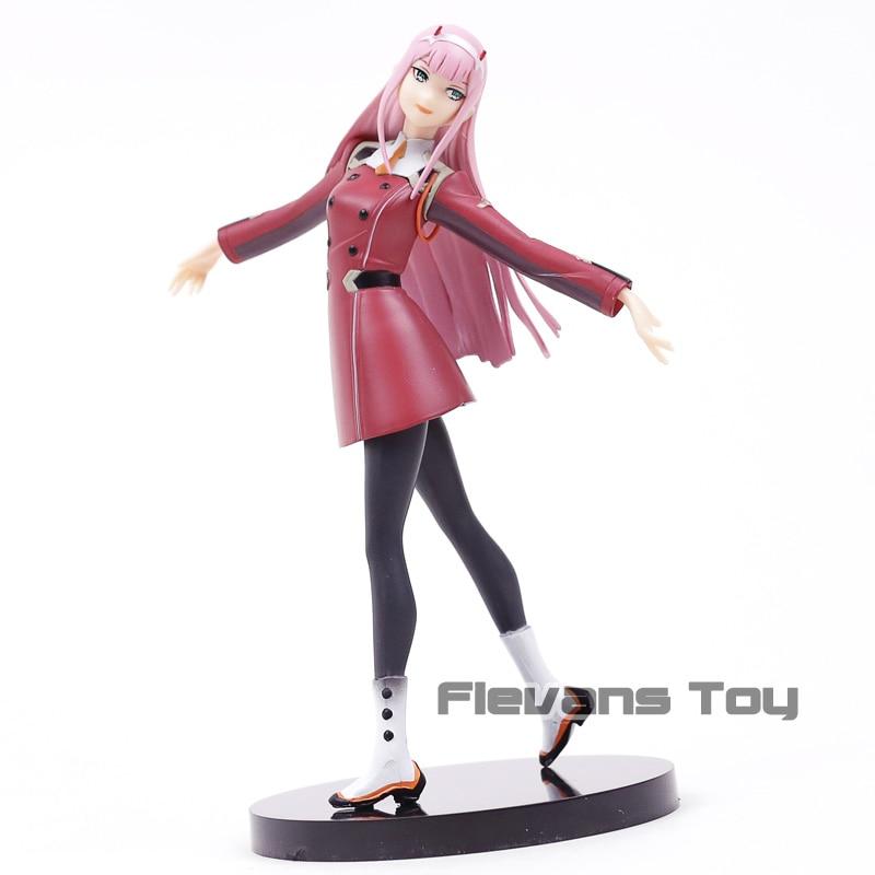 Anime Darling in the Franxx Zero Two 02 Premium Action Figure Figurine Toy New