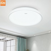 Xiaomi OPPLE Simple Modern Round Ceiling Light 5700K LED 180 Degrees IP20 Dustproof Ceiling Lamp For Home From Xiaomi Youpin