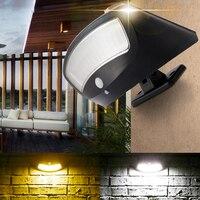 36LEDs Solar LED Lamp Outdoor PIR montion sensor solar light LED Landscape light solar Kitchen hallway D20