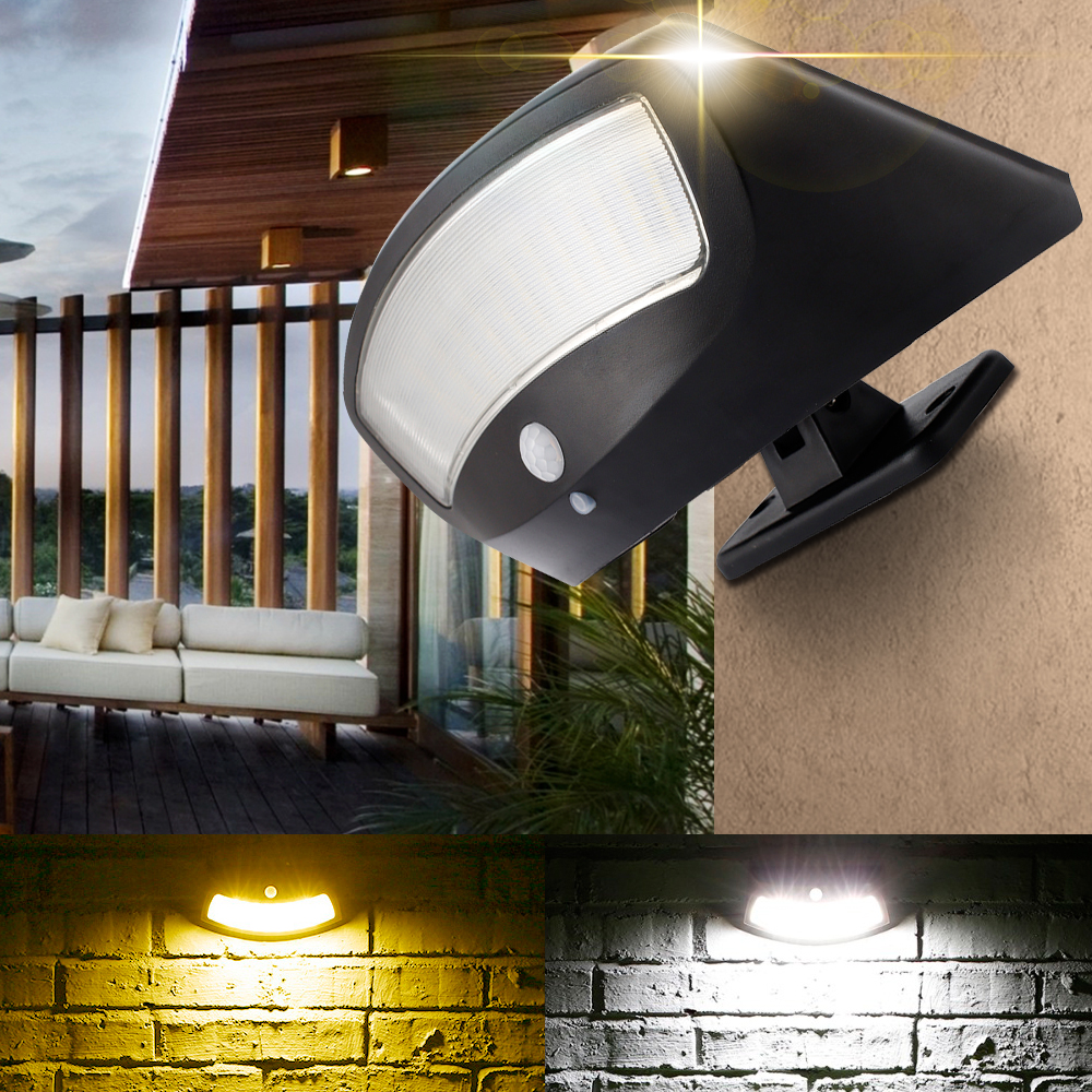 36LEDs Solar LED Lamp Outdoor PIR montion sensor solar light LED Landscape light solar Kitchen hallway D25