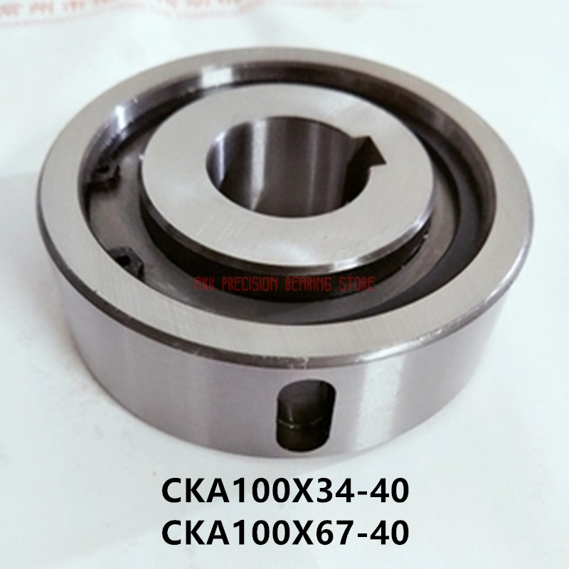 2019 Limited Sale Cka8 One-way Overrunning Clutch Bearing Cka100*34*40 Cka100*67*40 Genuine Free Shipping2019 Limited Sale Cka8 One-way Overrunning Clutch Bearing Cka100*34*40 Cka100*67*40 Genuine Free Shipping
