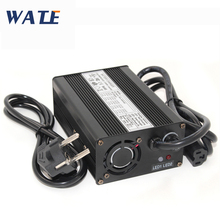 46.2V 4A Li ion Battery Charger 11S 40.7V automatic battery charger for golf cart and electric car
