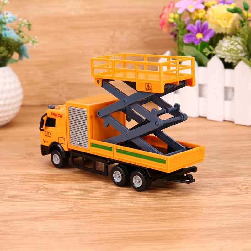 1: 43 I Veicoli di ingegneria In Lega Auto Veicoli di Soccorso Tronco Modello Giocattoli Per I Bambini Regalo Educativo Montessori