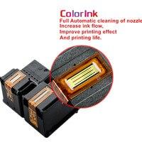 hp officejet ColoInk 2Pack 901XL CC654AA CC656AA ink cartridge For HP 901XL Officejet 4500, J4524, J4540, J4550, J4580, J4624, J4680 printer (4)