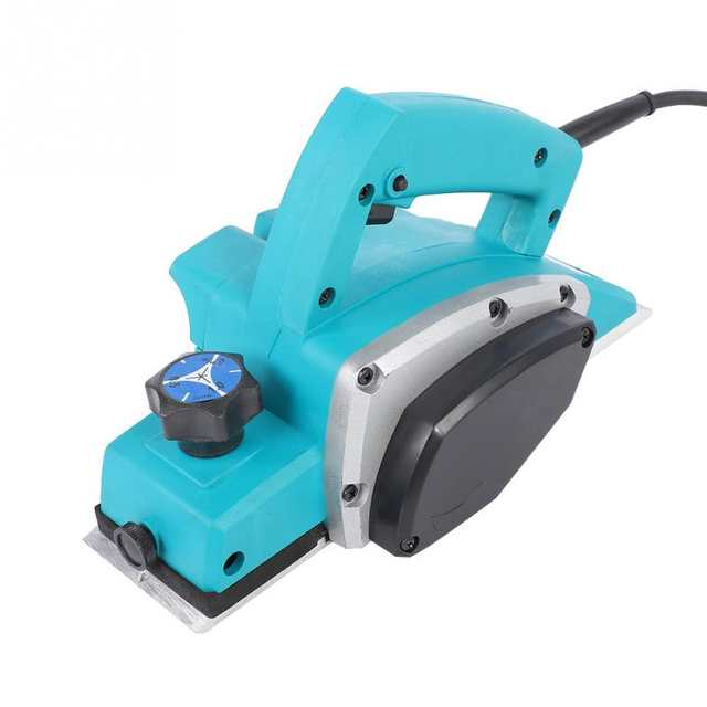 Multifunctional Electric Wood Planer Handheld Copper Wire Wood Electric Planer Woodworking Tool Household Power Tools