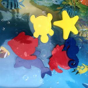 Image 2 - 2020 الإبداعية الاستخدام المزدوج لعبة طفل نفخ باتيد وسادة الطفل وسادة المياه البروستاتا وسادة المياه بات لعبة SGS شهادة