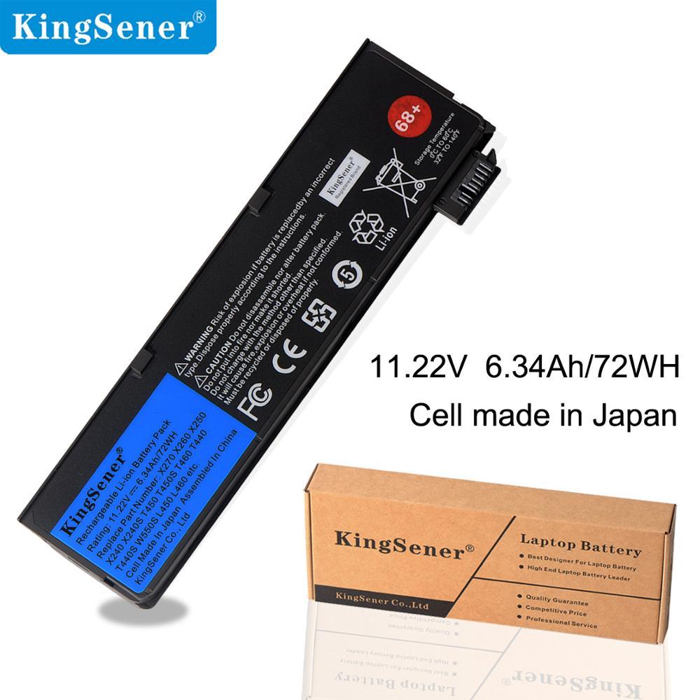 24WH Genuine 68 Battery Lenovo ThinkPad T440 T440s T450 X240 X240s X250 45N1124