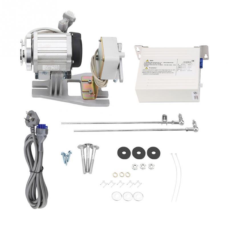 220v 550W Energy saving Brushless Servo Motor for Industrial Sewing Machine Industrial Sewing Machine Motor CN
