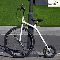 Новый бренд город ретро велосипед, велосипедное углеродное сталь большие и маленькие колеса Велоспорт Bicicleta синий/красный/белый/черный Вел