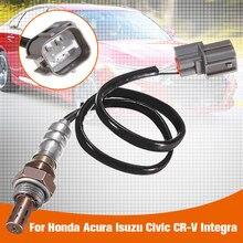 Новинка, 4-контактный кислородный датчик O2 для Honda, Acura, Isuzu, Civic, для CR-V AM-32232736