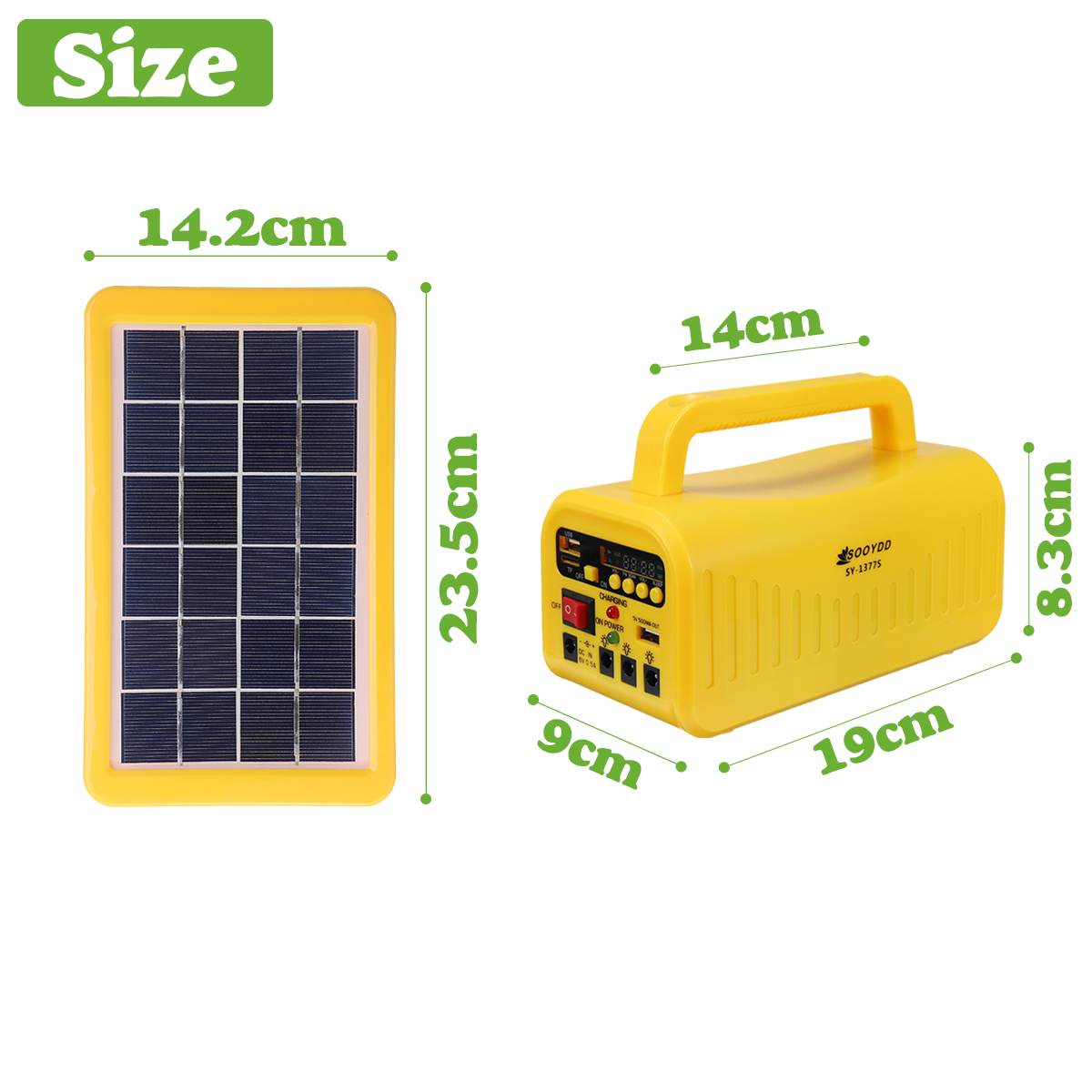 Solar Battery System >> Portable Solar Panel System 3w 6v Solar Battery Charger 4500mah