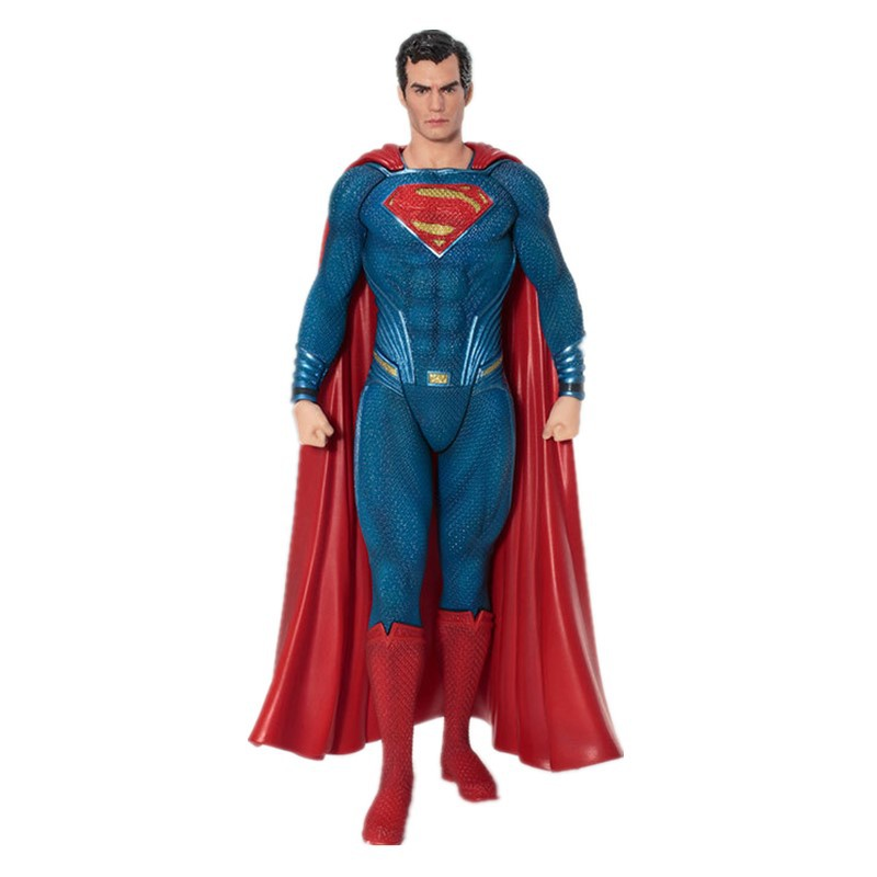 Action Superman Figure Toys Justice Alliance  artfx Model DC Series Hero Superman Movie Surrounding collectable Detective ComicsAction Superman Figure Toys Justice Alliance  artfx Model DC Series Hero Superman Movie Surrounding collectable Detective Comics