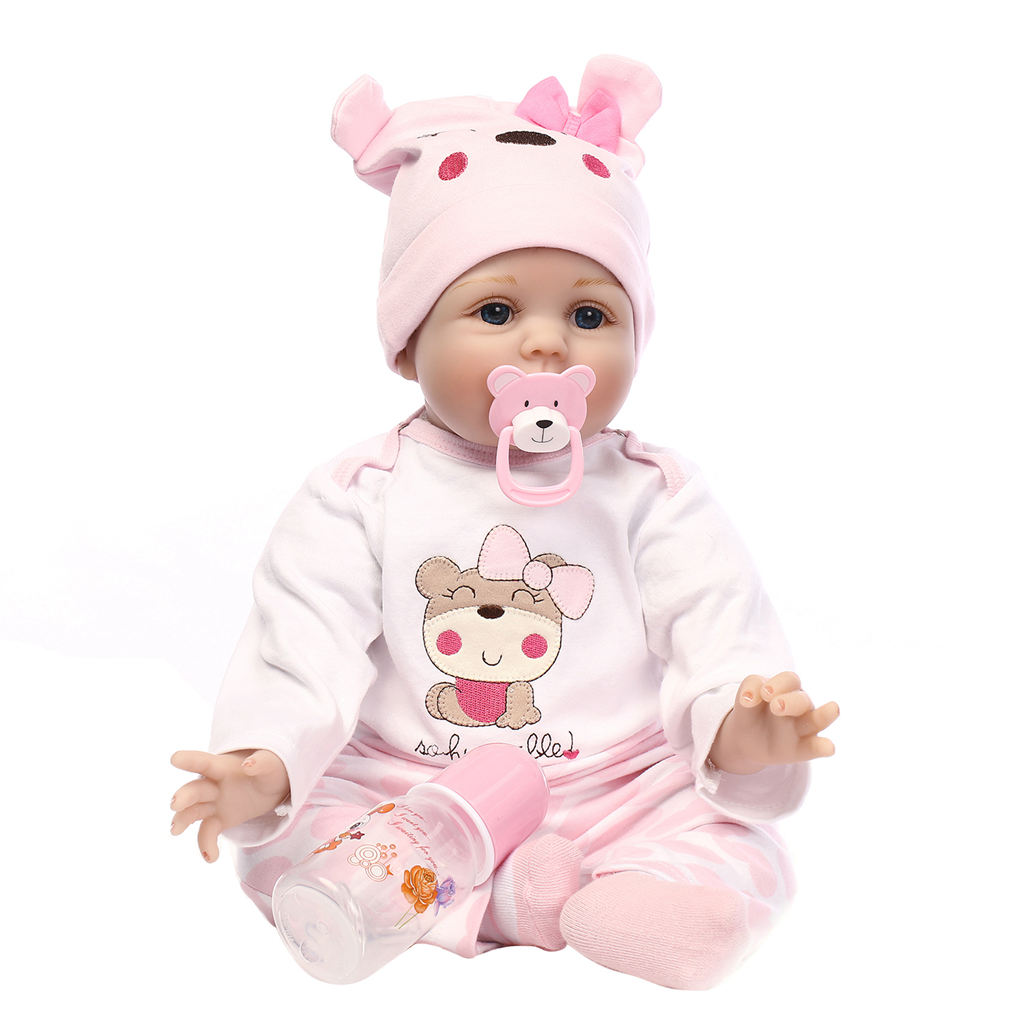 NPK Bebe Reborn Menina Children Best Christmas Gifts Silicone Reborn Baby Dolls For Kids Handmade PrincessNPK Bebe Reborn Menina Children Best Christmas Gifts Silicone Reborn Baby Dolls For Kids Handmade Princess