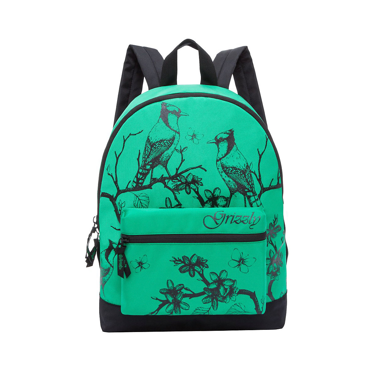 School Bags GRIZZLY 10521160 schoolbag backpack orthopedic bag for boy and girl animals flowers katekyo hitman reborn school bags anime rokudou mukuro hibari canvas messenger bag