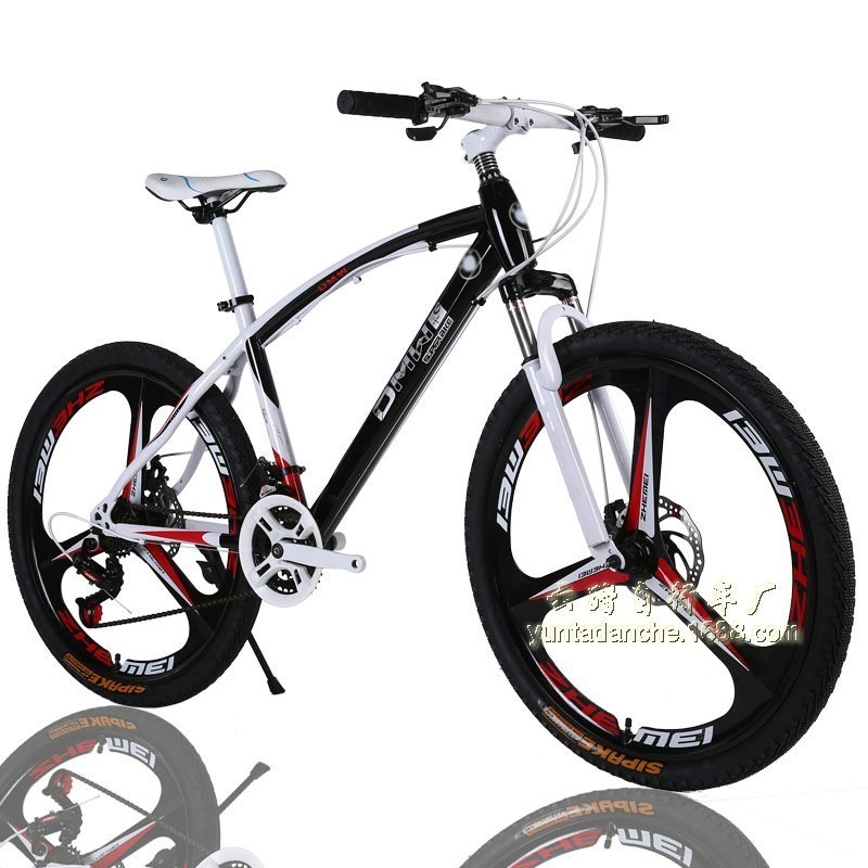 Absorption X6 A Mountain Country Bicycle Foldable Bicycle Exceed Light One Round 26 Inch Second Kill Land Rover Beautiful Lida