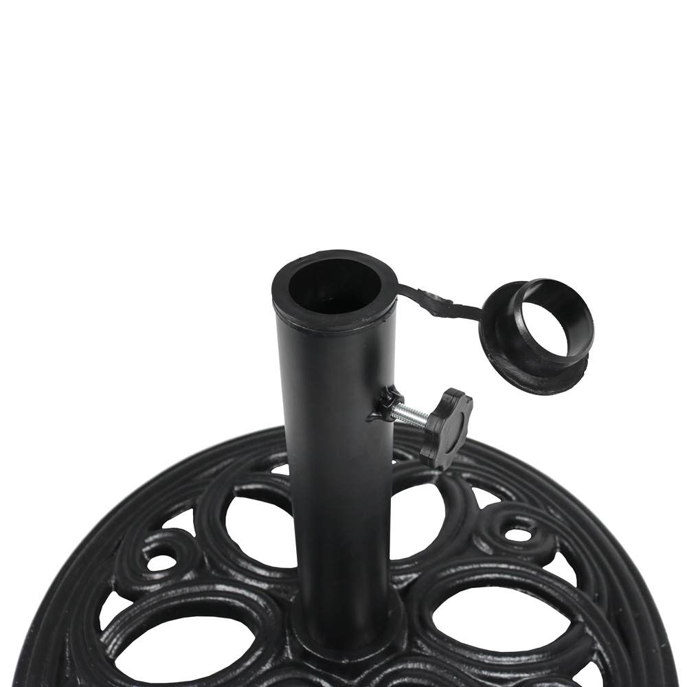 82abf6c79f09 Sunnydaze Heavy Duty 18 Inch Cast Iron Outdoor Patio Umbrella Base Stand-in  Patio Umbrellas & Bases from Furniture on Aliexpress.com | Alibaba Group