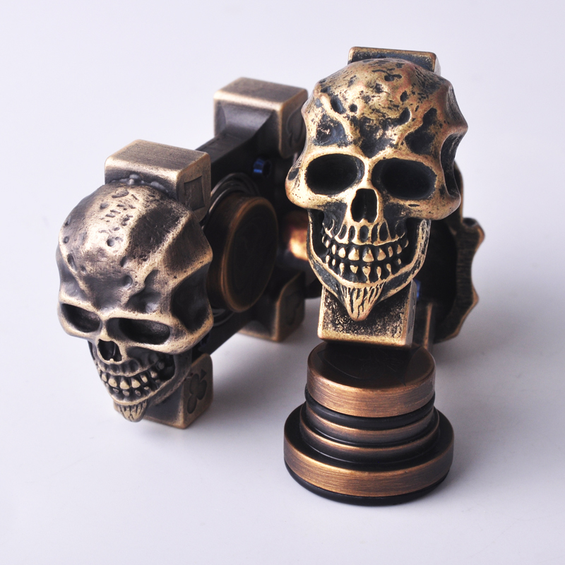 Collection Grade Steel Human Fingertip Top And Goods Furniture For Than For Use Adult EDC Gift Toys Inception Space