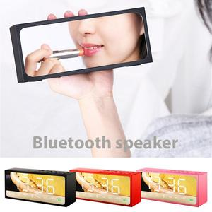 Image 4 - Portable Speaker Wireless Bluetooth Player 3D Stereo HD Sound Surround Home Outing Mini Devices Alarm With Mic Hands free Calls