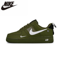 Nike Air Force AF1 Original New Arrival Men Skateboarding Shoes Leather Sports Outdoor Sneakers #AJ7747 300